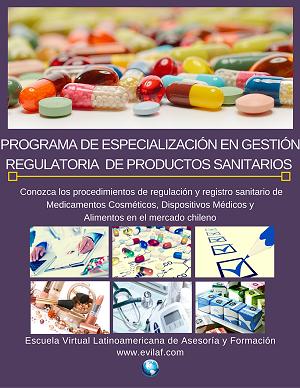 Gestión regulatoria de medicamentos en Chile
