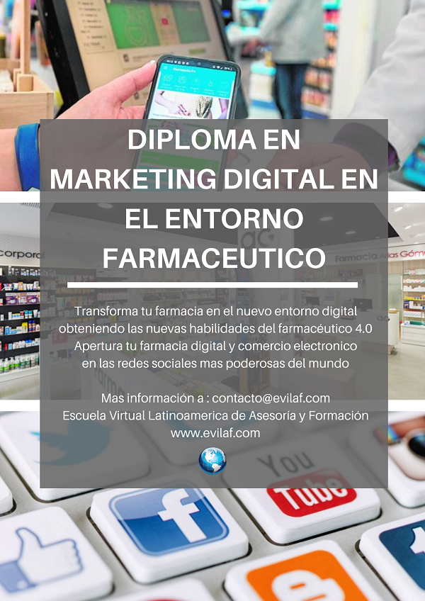 Marketing digital farmaceutico